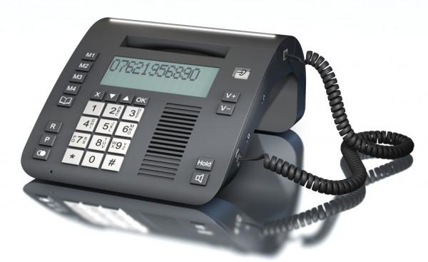 Humantechnik Bluetooth Telefon für Hörgeschädigte Fashtel3 BT