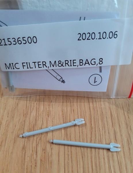 ReSound Mic Filter für M&RIE Hörer von GN Hearing