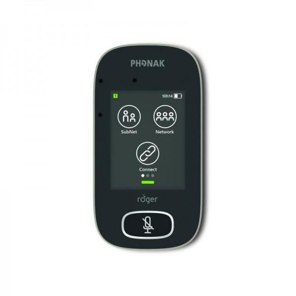 Phonak Roger Touchscreen Mic Display