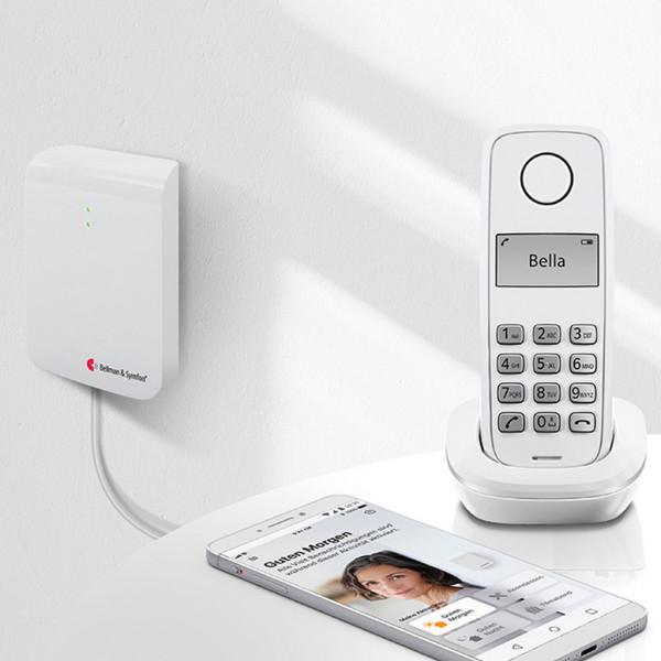 Bellman Visit Telefonsender für Festnetz und Smartphone