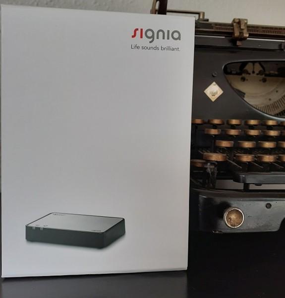 Signia StreamLine TV Sender Box