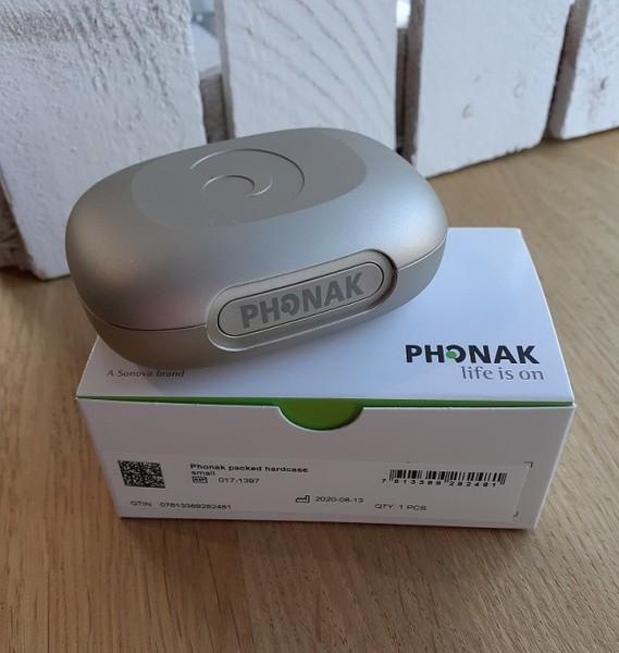 Phonak Etui für Hörgeräte